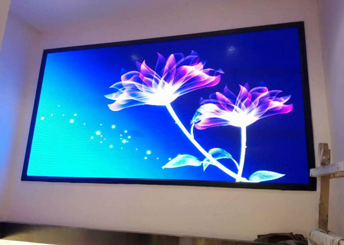Cina Penghematan Energi P5 LED Advertising Display Hotel Lobby LED Screen Panel Jenis Komersial pabrik