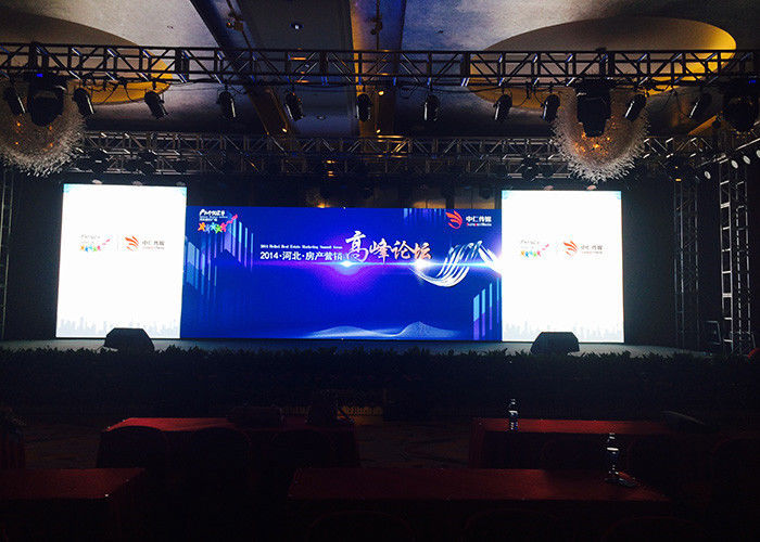 Cina Rental Layar Konser Super Tipis, Rental Layar Full Color Led Stage Display pabrik