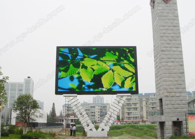 Diprogram P4 Resolusi Tinggi LED Display Video Iklan LED Mirror Screen